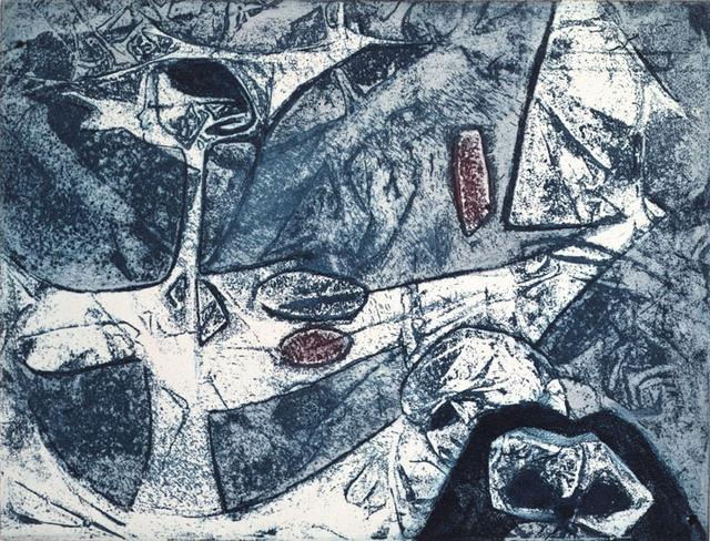 , 'Peau,' 1959, bG Gallery