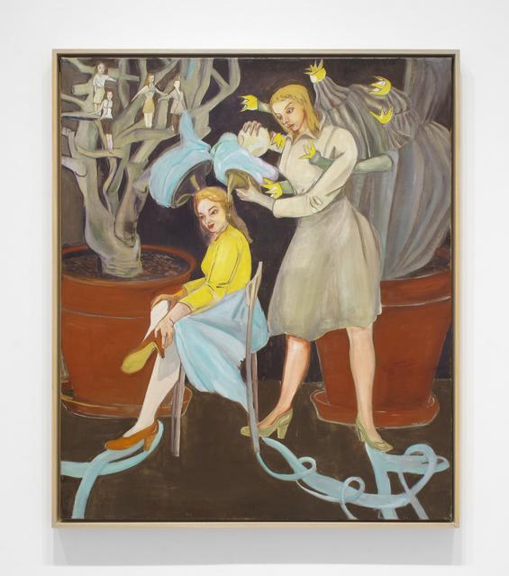 , 'Vermittlung,' 2010, Inman Gallery
