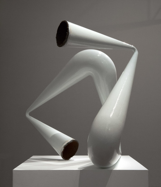 , 'White Pipe Compression,' , Roslyn Oxley9 Gallery