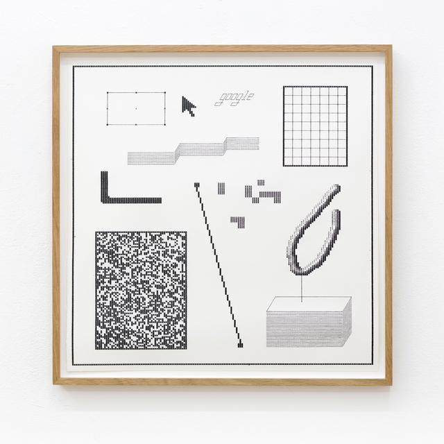 , 'Googleheim Museum,' 2018, Falko Alexander