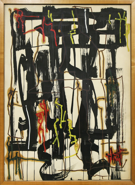 , 'Untitled 54-06,' 1954, David Richard Gallery