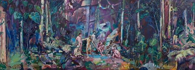 Chris Denovan, 'Black Water Pond  ', 2018, 99 Loop Gallery