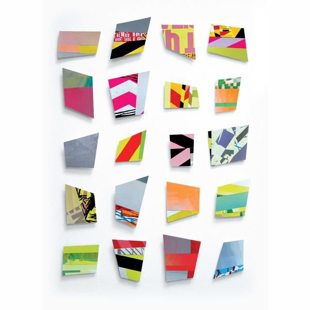 , 'Distinct Zones II (X20),' 2014, InLiquid