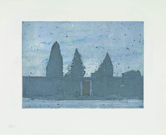 Elizabeth Magill, 'San Michele From Venice', 2009, Paragon