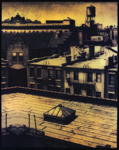 , 'Roof Top Maze,' 2012, Gallery 270