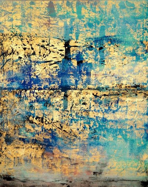 , 'Golden Sea,' 2014, Galerie Huit