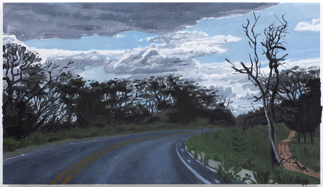 , 'Estrada - 2ª versão / Road - 2nd version,' 2013, Galeria Millan
