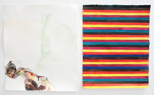 , 'Burial of the Sardine #5,' 2016, Anglim Gilbert Gallery