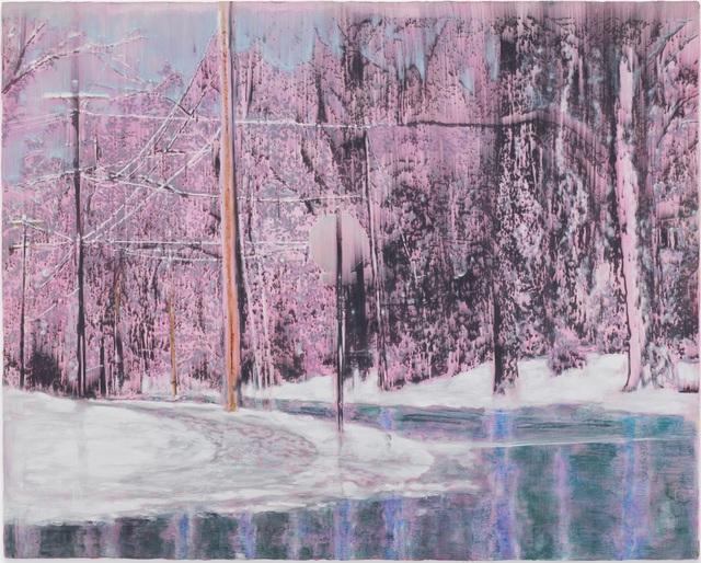 , 'stop sign,' 2017, Ben Brown Fine Arts