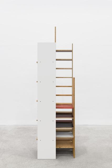Heimo Zobernig, 'untitled', 2012, kestnergesellschaft