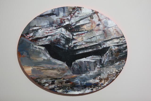 , 'Rock Shelf,' 2014, Peter Robertson Gallery