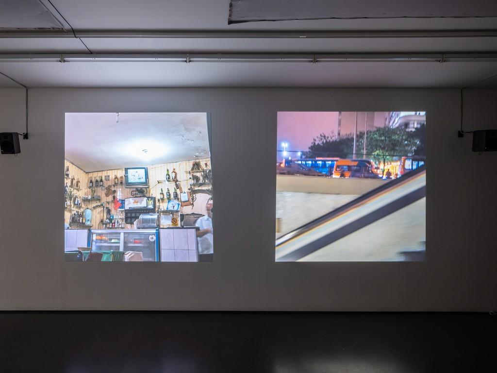 Mats Hjelm, The Healer, 2018, installation view. Photo: Jean-Baptiste Béranger