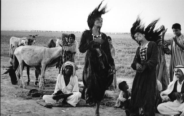 , 'Dancing beduins,' 1956, °CLAIR Galerie