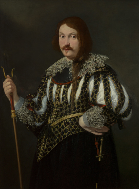, 'Portrait of a man at arms,' , Robilant + Voena