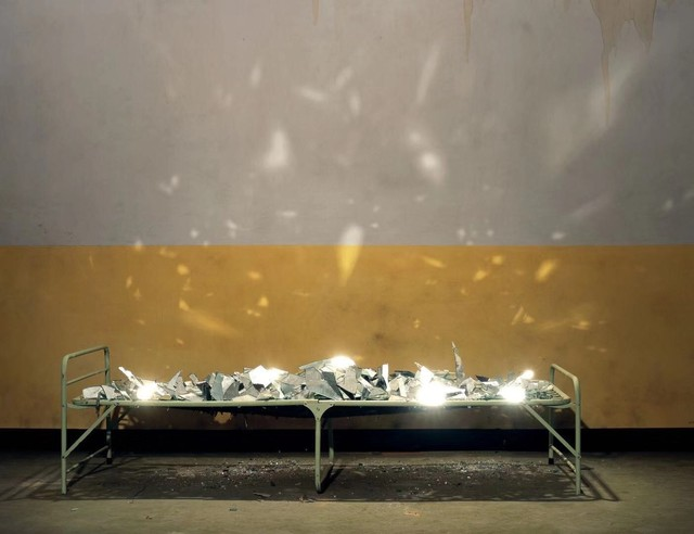 Chen Wei, 'Light of Folding Bed', 2009, Ota Fine Arts