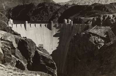 Charles Sheeler, 'Boulder Dam,' 1939, Phillips: The Odyssey of Collecting