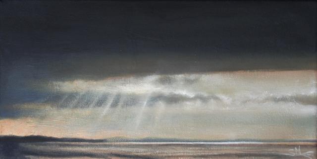 Sonya Mahnic, 'Beach Sunset', 2019, Gallery 78