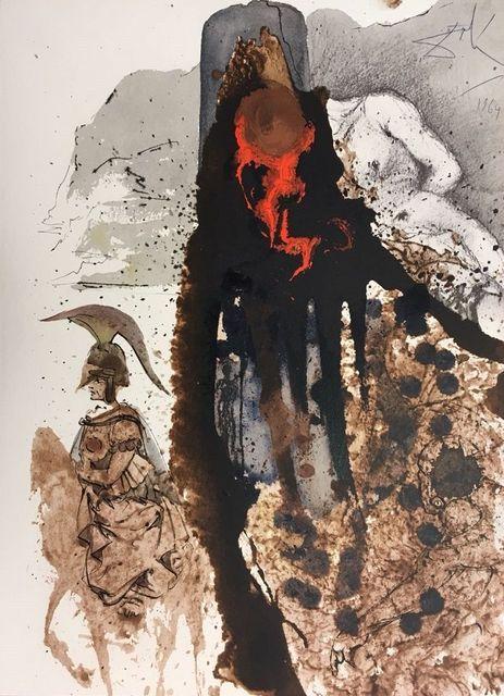 Salvador Dalí, 'Iesus flagellatus', 1964, Wallector