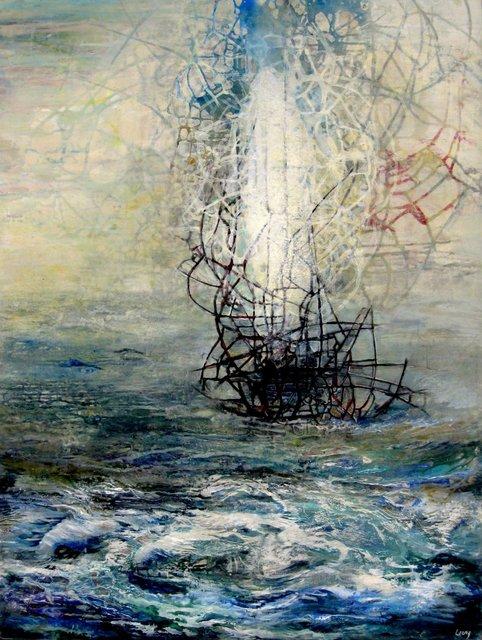 , 'At Sea #1,' , Avenue 12 Gallery