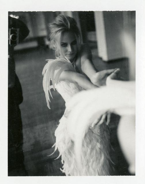 , 'Diane Kruger Trianon Theatre Paris ,' 2005, Joyce Varvatos
