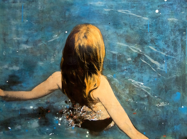 , 'Her Way In,' 2017, Massey Lyuben Gallery
