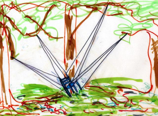 , 'Suspended Chairs series (Serie Sillas suspendidas)          ,' 1980, Guggenheim Museum Bilbao