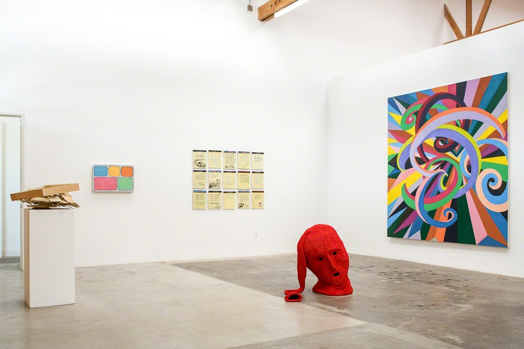 """Closing Celebratory Show"" Installation view. 2016"