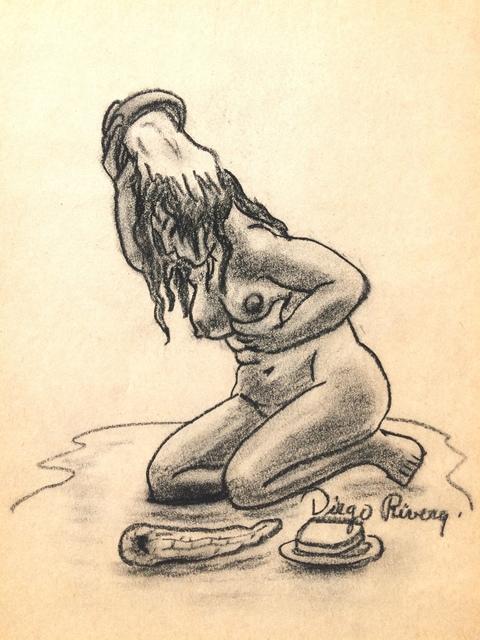 , 'Mujer Bañista,' , Galerie AM PARK