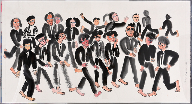 , 'On the Road 在路上,' 2015, ART LABOR Gallery