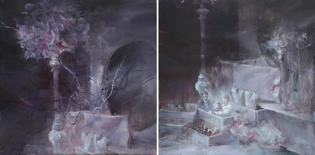 Fu Site 傅斯特, 'Hidden Secrets 隱藏的秘密', 2016, W.Ming Art