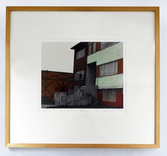 Dan Graham, 'Apartment House, Vancouver B.C.', 1975, Public Art Fund 2017 Spring Benefit
