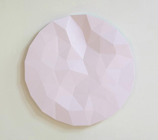, 'Upper Merced/Upper Tuolumne Rivers/2 (pink),' 2019, Nancy Hoffman Gallery