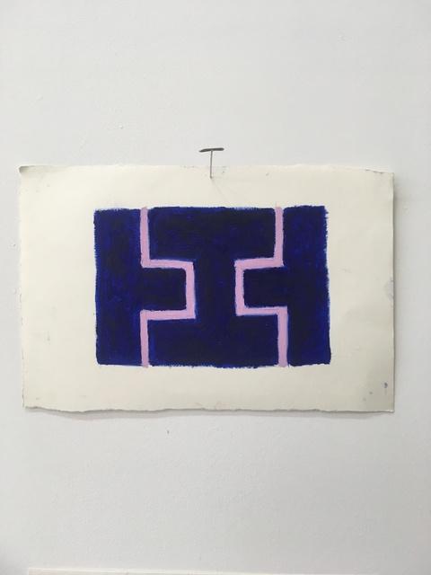 , 'Blue: pink ,' 2019, Amos Eno Gallery