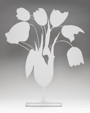 , 'White Tulips and Vase, April 4, 2014, ed. 10/25,' 2014, Tayloe Piggott Gallery