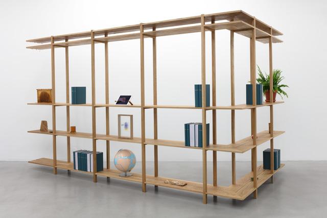 , 'Asia,' 2017, Galerie Nordenhake
