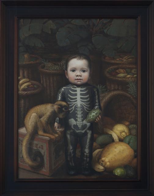 , 'Skeleton Boy,' 2014, Koplin Del Rio