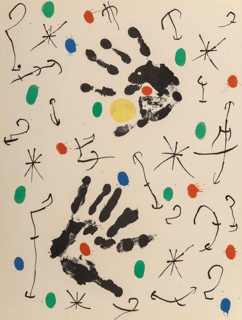 Joan Miró, 'Les Essencies de la Terra', 1968, Heritage Auctions