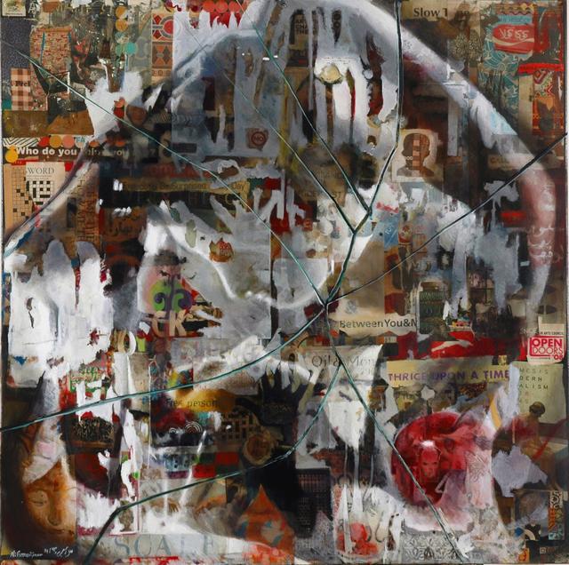 , 'Calm,' 2015, Galerie Huit