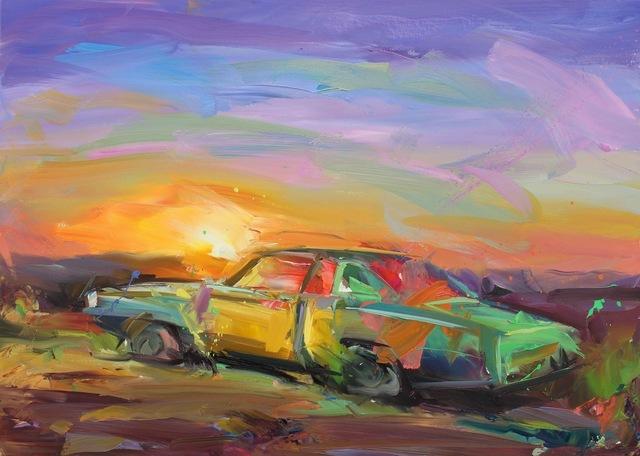 Paul Wright, 'Road Trip', 2017, Maddox Gallery