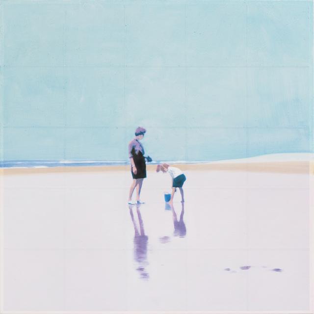, 'Bucket Beach,' 2016, Reynolds Gallery