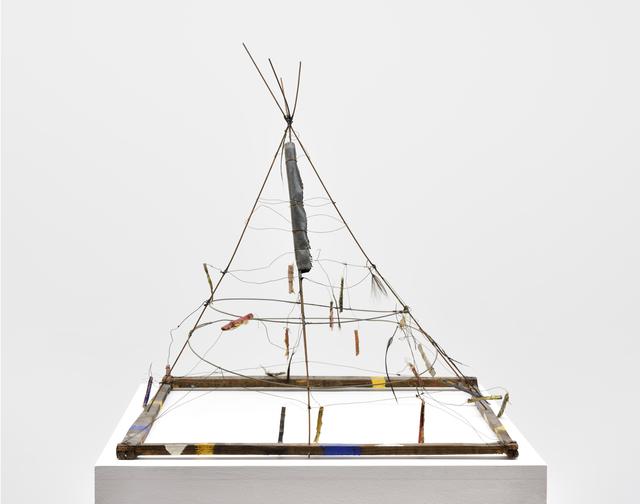, 'Tipi,' 1990, Galerie Christophe Gaillard