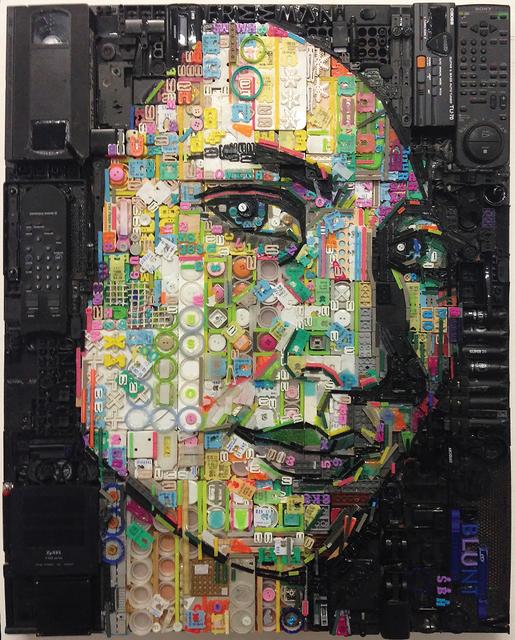 , 'Sabrina,' 2016, Woolff Gallery