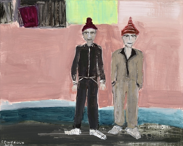 , 'Two Guys and a Hat,' 2016, Ro2 Art