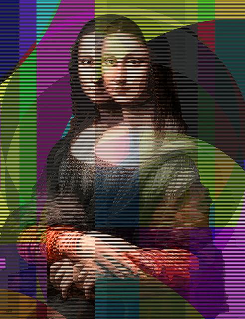 , 'Mona Lisa II,' 2019, FREMIN GALLERY