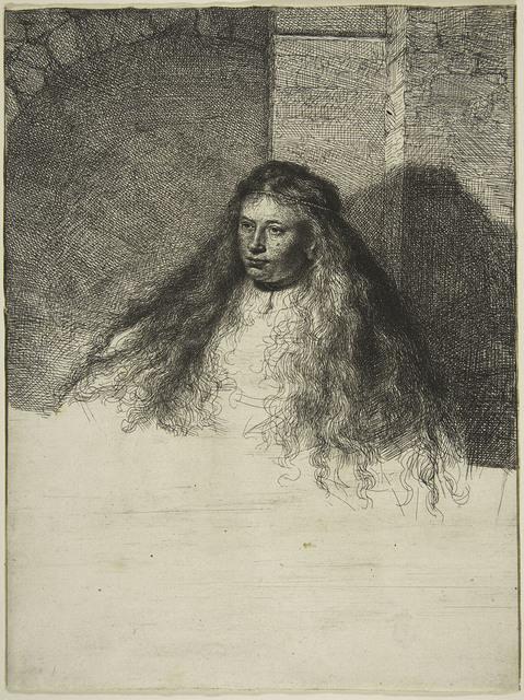 , 'The Great Jewish Bride,' 1635, The Metropolitan Museum of Art