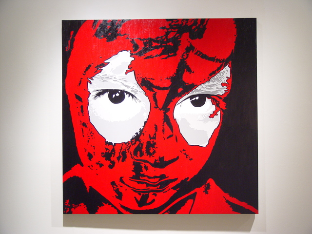 Lore Eckelberry, 'Spider Boy ', 2009, LA Artcore
