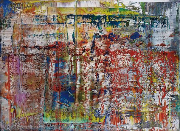, 'Abstraktes Bildt,' 2014, SmithDavidson Gallery