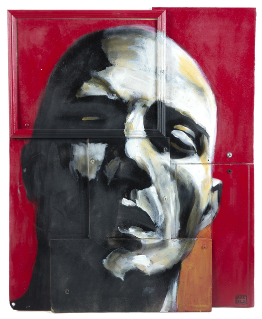 Johnny Arnold, 'Face', 2015, Julien's Auctions