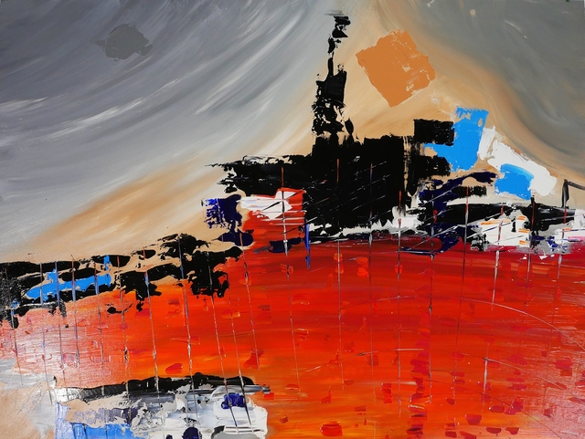 , 'LOST AT SEA,' 2019, Forever Art Gallery