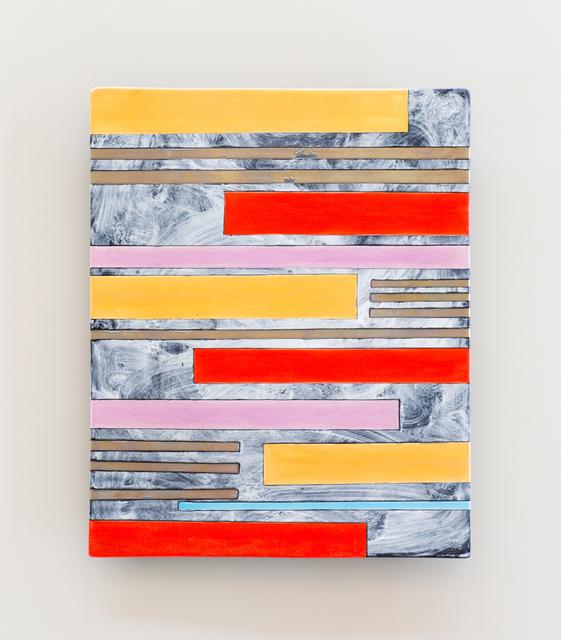 , 'Untitled, Wall Slab [15-01-67],' 2015, Rena Bransten Gallery